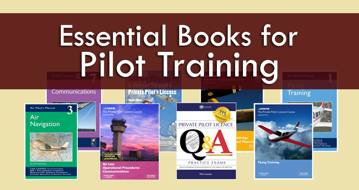 Essential Books for Pilot Training