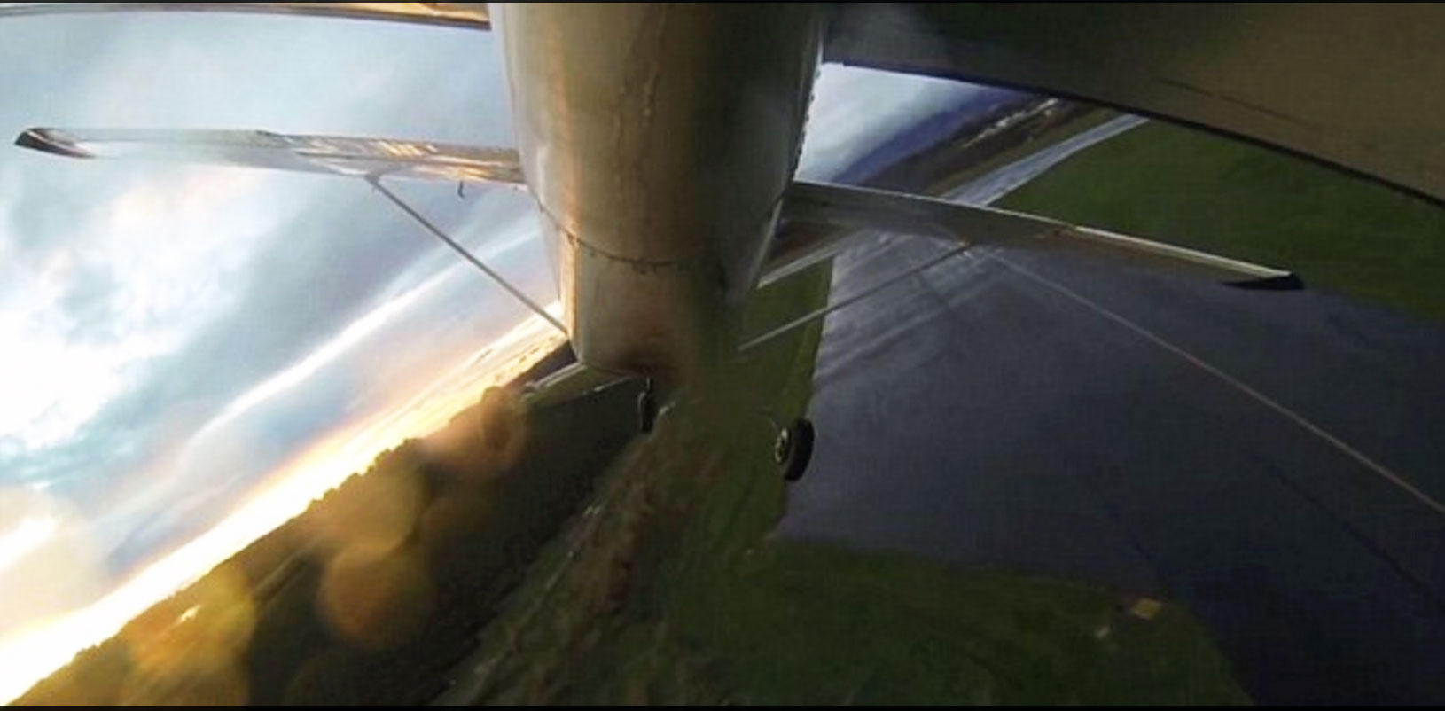 Engine Fails After Takeoff