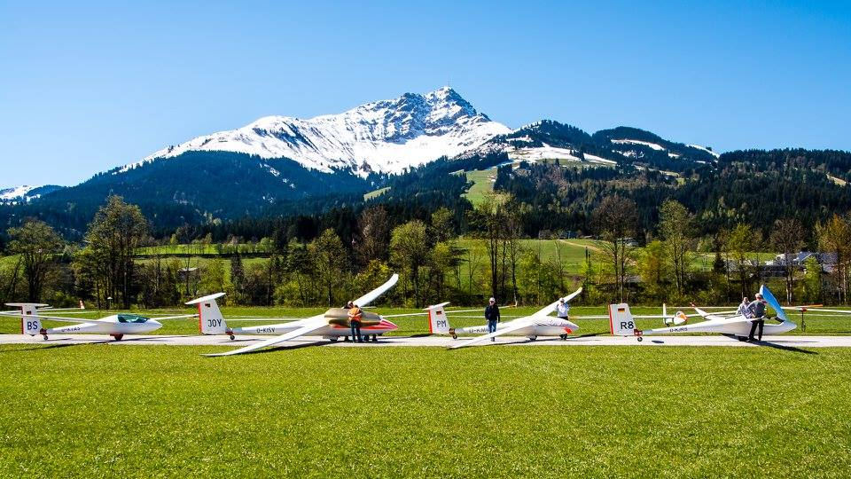 St Johann Airport - One of Europe's Most Stunning Places to Fly
