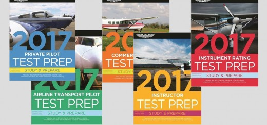 Pilot Test Preparation Books