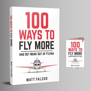 100 Ways to Fly More Pilot Book