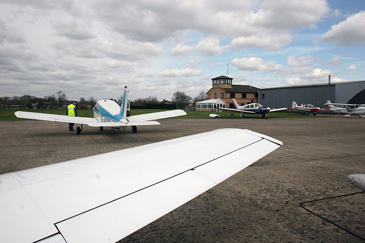 Conington-Airfield-Parking