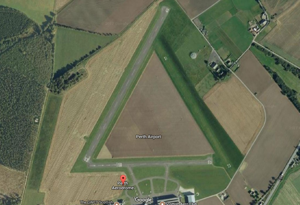 Perth Airfield