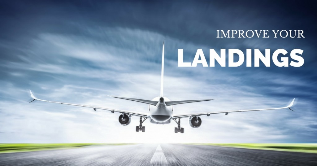 improve your landings
