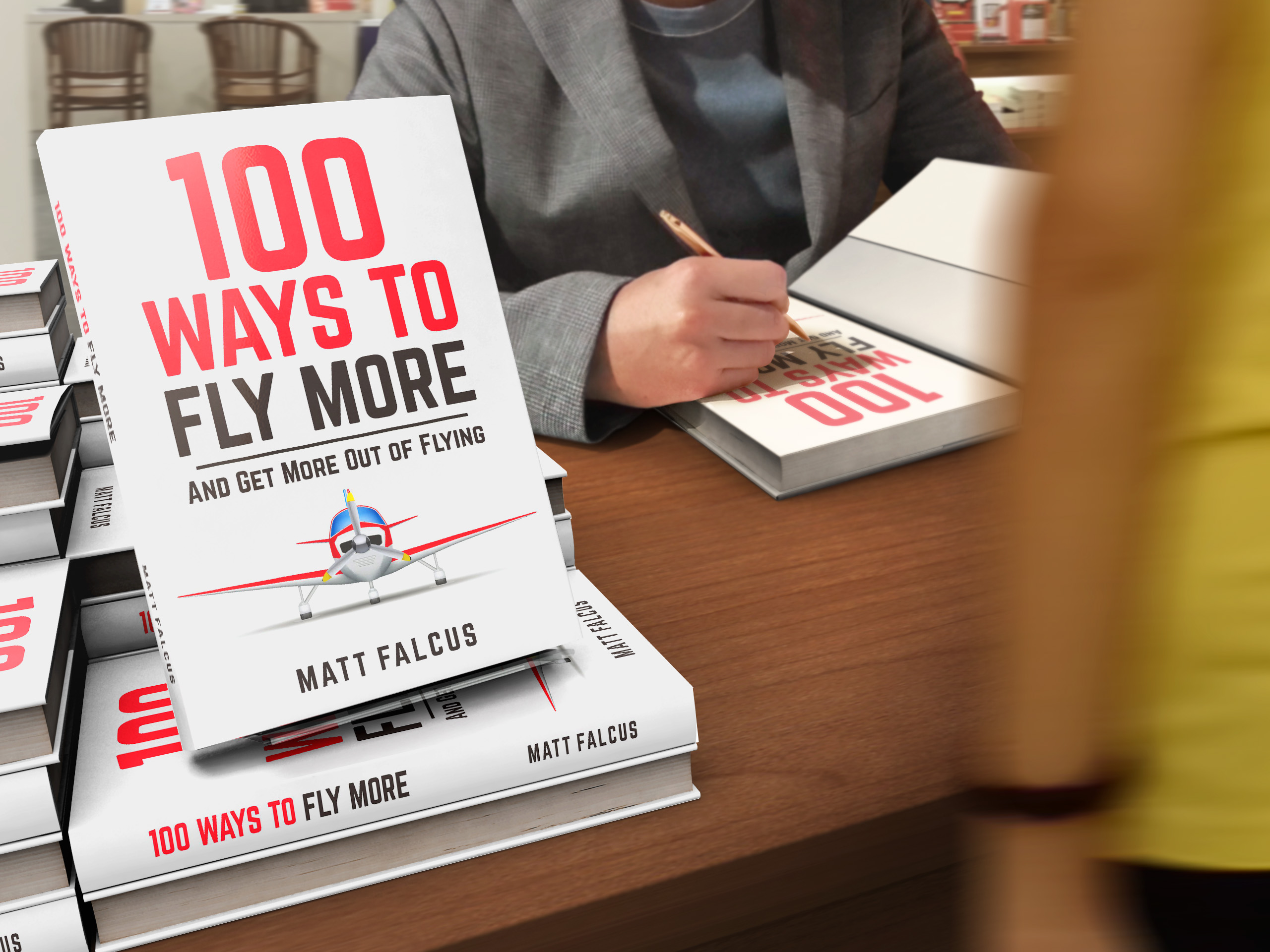 100 Ways to Fly More Book